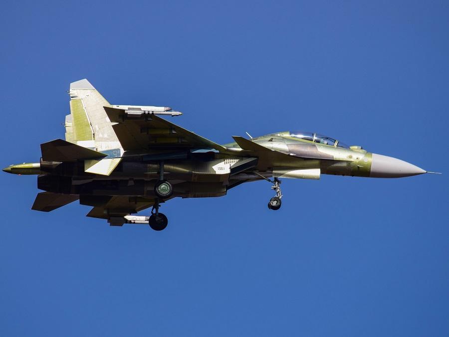 Контракт еще на 36 истребителей Су-30СМ для ВКС России