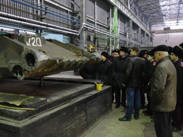 """ГП """"Завод имени Малышева"""" в 2016 году увеличило производство на феноменальные 654%"""