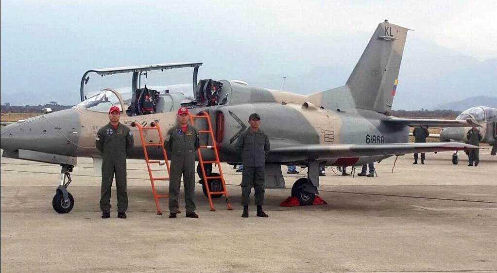 Венесуэла получила еще девять китайских самолетов K-8W