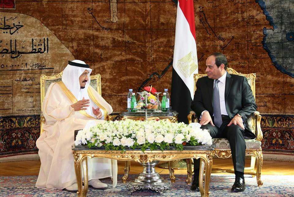 Египет уступил острова Тиран и Санафир Саудовской Аравии