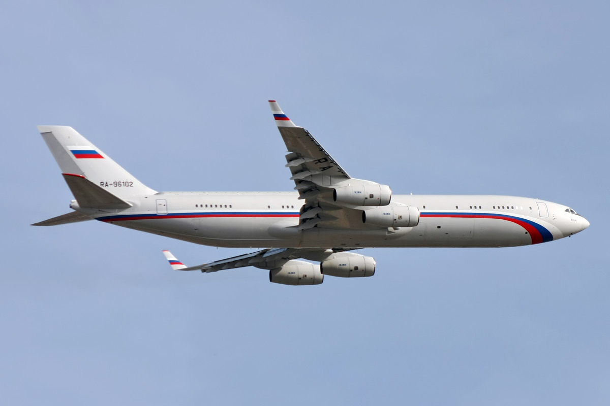 Ил-96 - фото, видео, характеристики самолета Ил 96-300