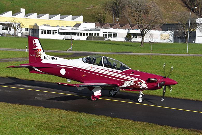 Иордания заказала самолеты РС-21 вместо РС-9М