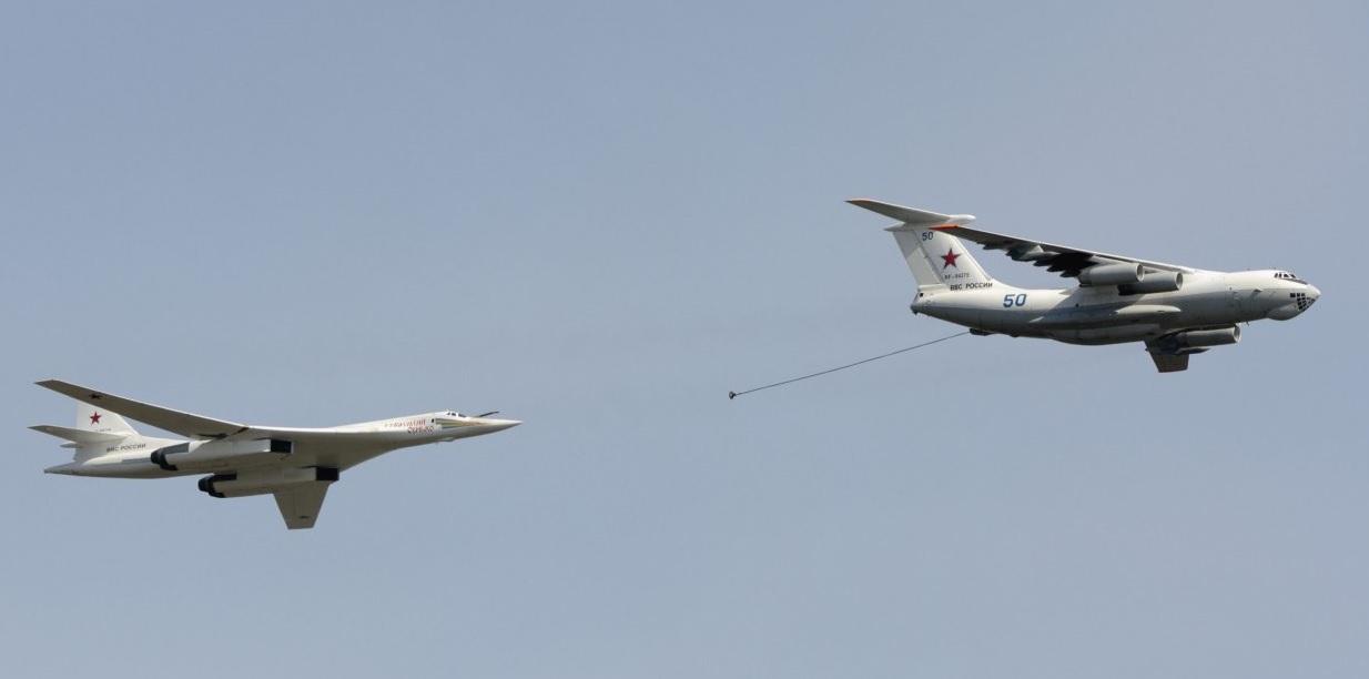 Модернизация российских бомбардировщиков