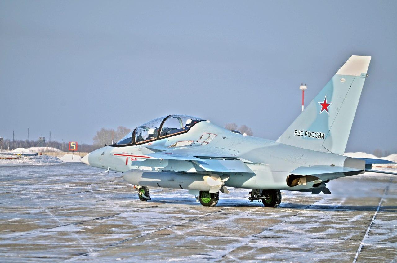 Контракт на еще 30 самолетов Як-130 для ВКС России