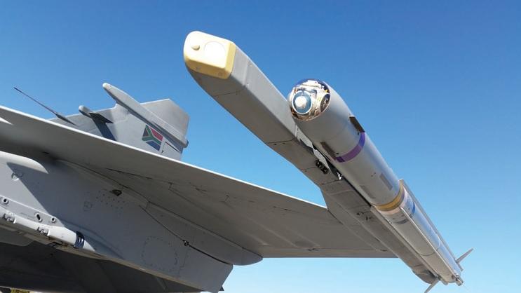 Бразилия прекратила финансирование программы ракеты A-Darter