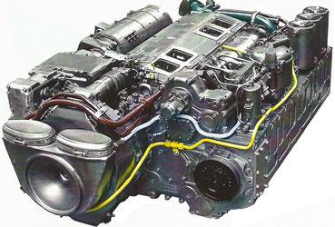 """ГП """"Завод им.Малышева""""  готовится к выпуску танкового двигателя 6ТД-3 мощностью 1500 л.с."""