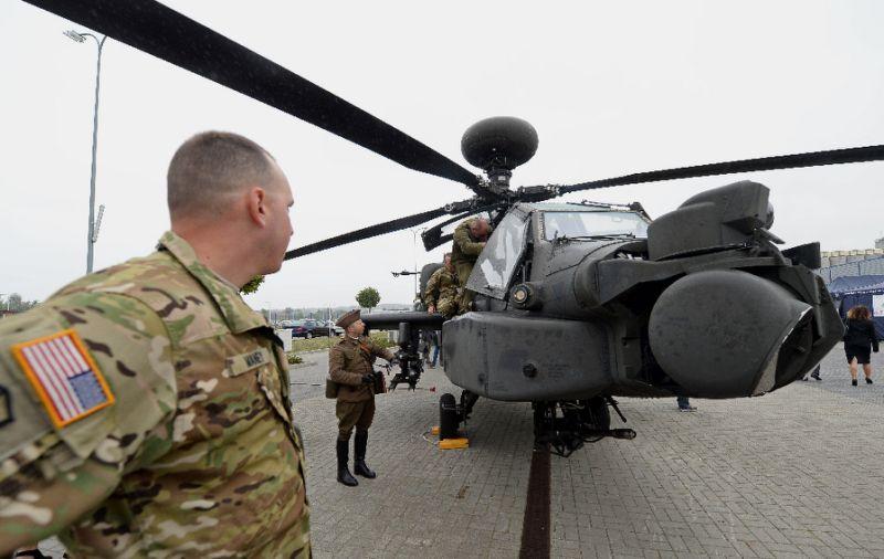 Польша хочет приобрести вертолеты Apache
