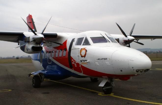 Подан иск о банкротстве чешской компании Aircraft Industries