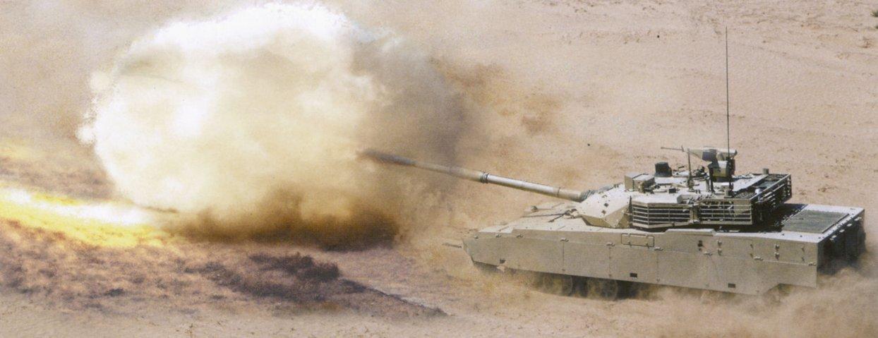 Таиланд приобрел китайские танки VT4