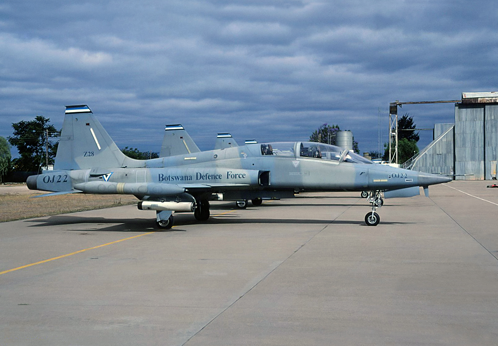 F-5B Freedom Fighter  OJ22,Z28 BB