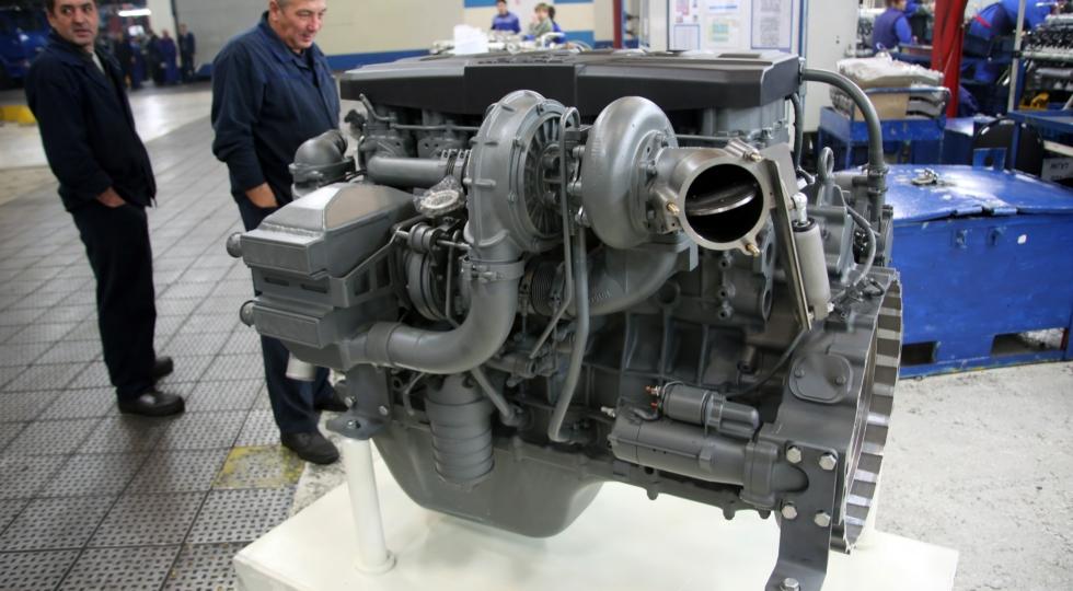 Подготовка к производству нового дизельного двигателя КАМАЗ Р6
