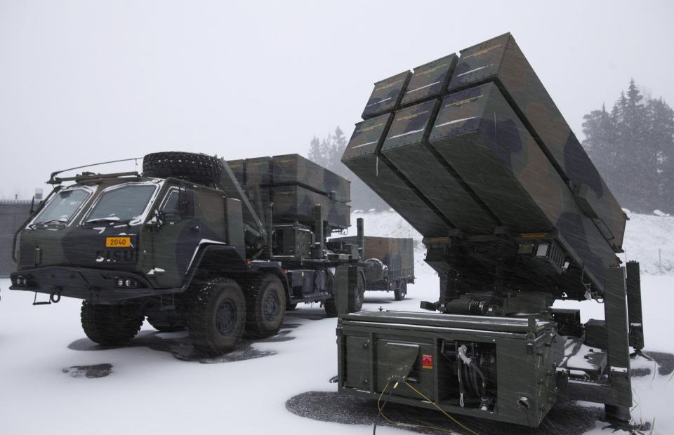 Литва хочет приобрести зенитный ракетный комплекс NASAMS