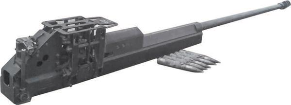Еще один украинский клон 30-мм пушки 2А42