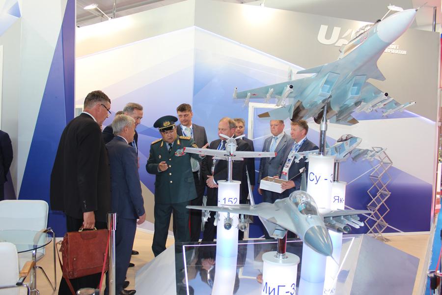 """""""Рособоронэкспорт"""" на выставке KADEX-2016"""