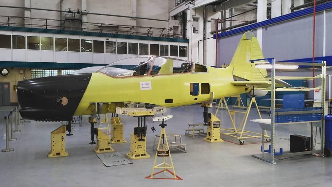 Заказ Министерства обороны России на 150 учебно-тренировочных самолетов Як-152