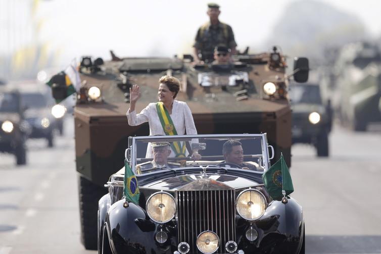 Бразильский ВПК и свержение президента Дилмы Руссефф