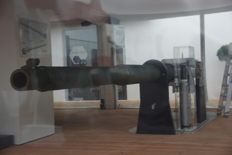New 130-mm tank gun development Rheinmetall