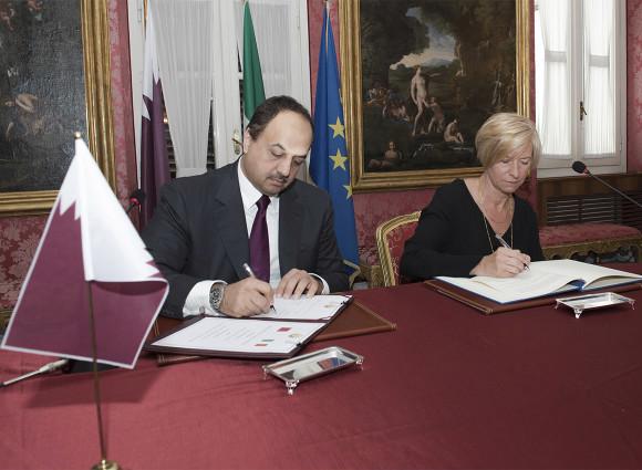 Fincantieri заключило крупное соглашение с Катаром