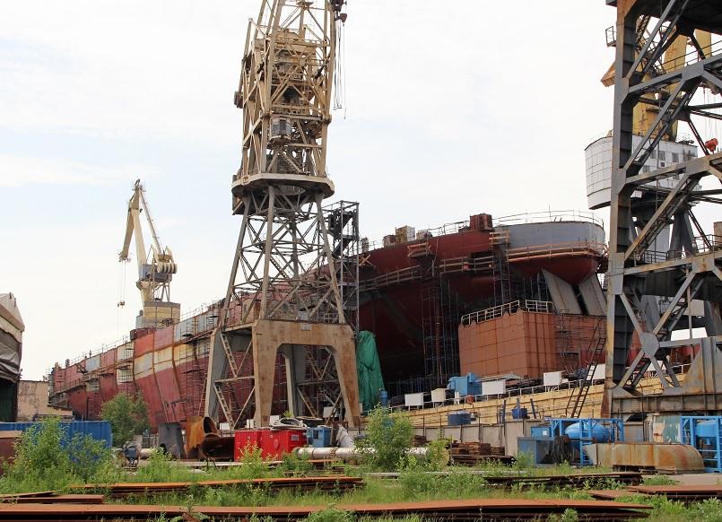Продолжение проблем со строительством дизель-электрических ледоколов ЛК-16 и ЛК-25