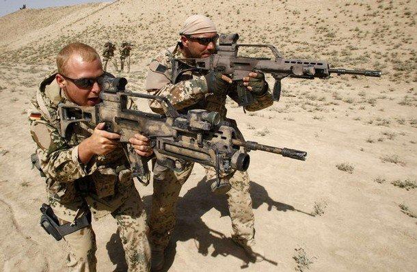 Компания Heckler & Koch отстаивает свое честное имя в суде по делу о качестве винтовки G36