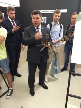 """Продукция и производство АО """"Научно-исследовательский инженерный институт"""", часть 1 - музей"""
