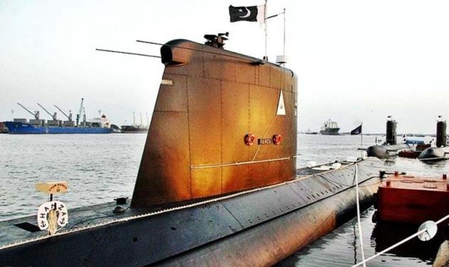 Турецкая компания STM получила контракт на ремонт пакистанской ПЛ типа Agosta 90B