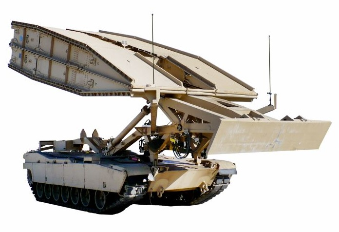 Американская армия выдала DRS Technologies и IMI контракт на мостоукладчики на базе танка Abrams