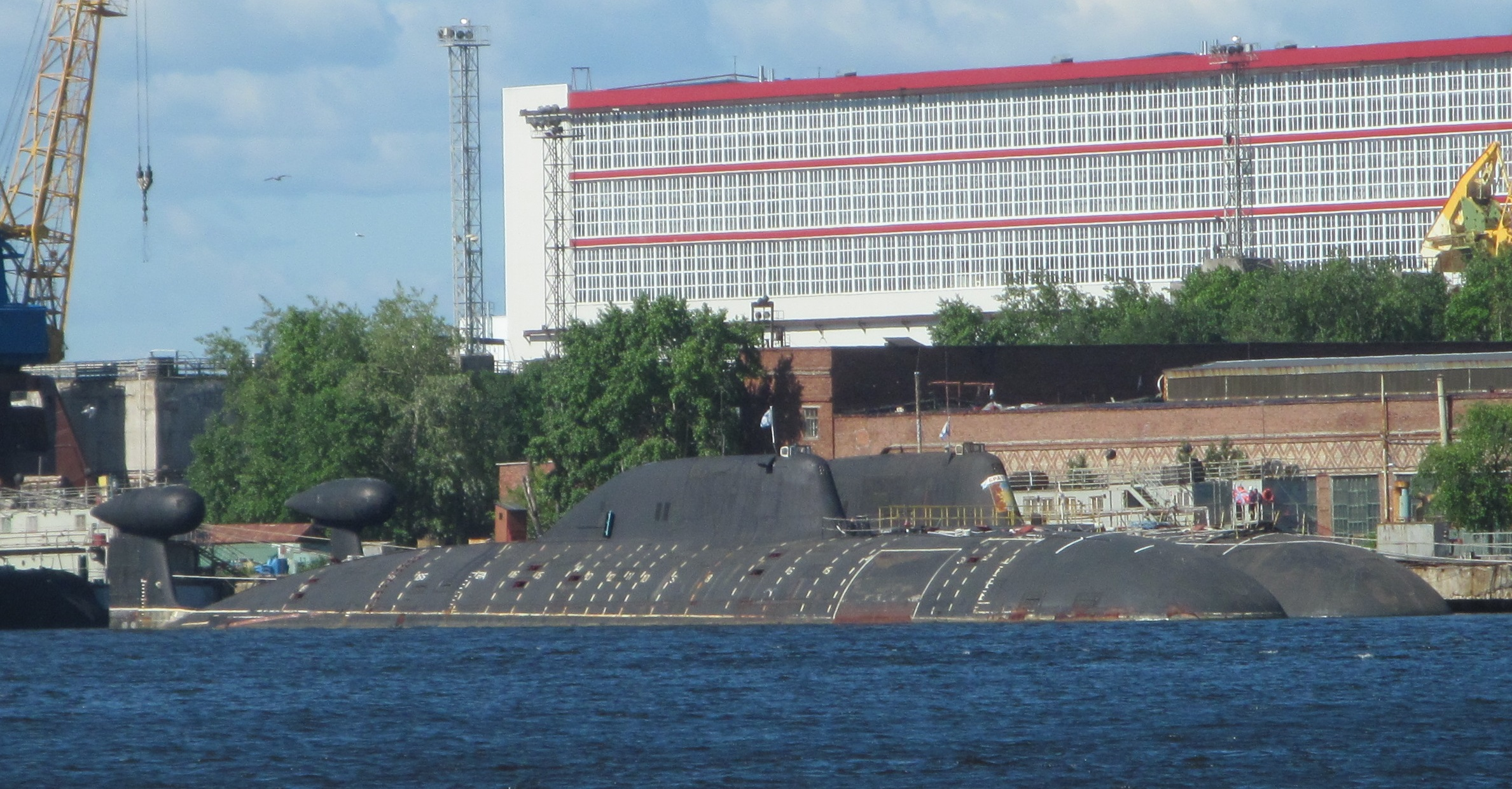 Россия и Индия близки к соглашению о лизинге еще одной атомной подводной лодки проекта 971