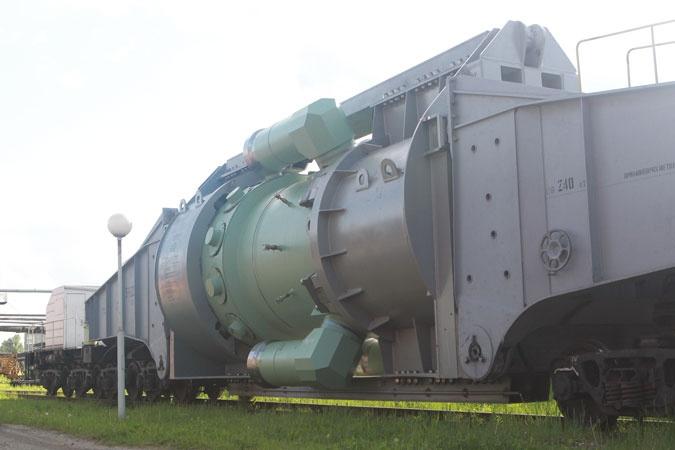 «Атомэнергомаш» отгрузил реакторную установку РИТМ-200 для атомного ледокола «Арктика»