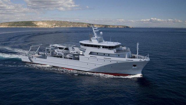ВМС Марокко заказали новое гидрографическое судно во Франции
