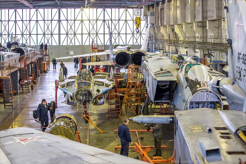 Годовой отчет 514-го авиационного ремонтного завода за 2015 год