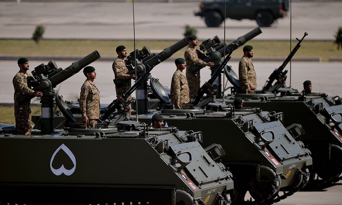 Пакистан предлагал Украине противотанковые ракетные комплексы TOW-2