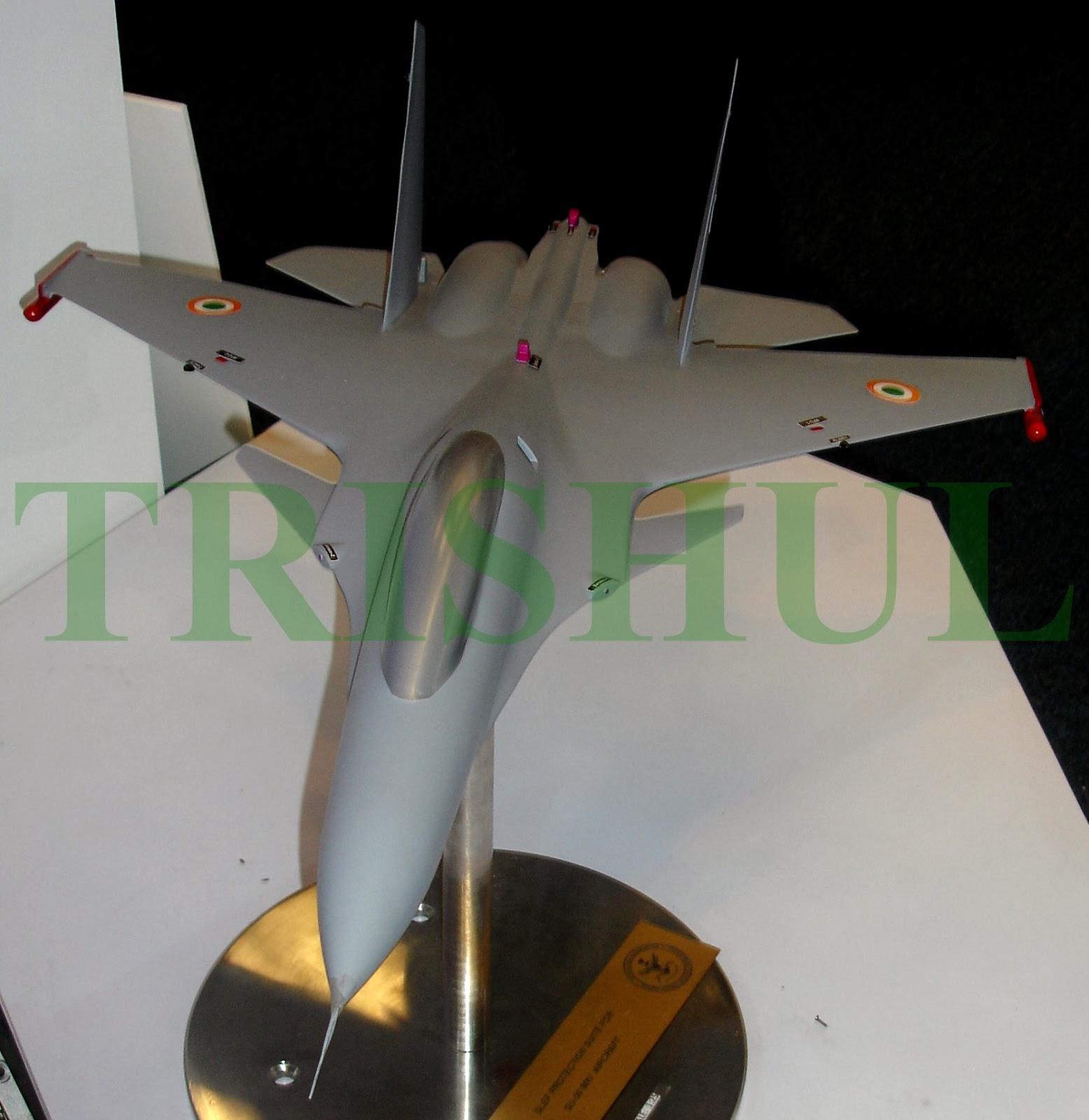 EW suite installation on Super Su-30MKI-2