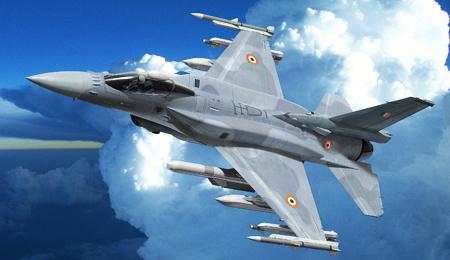 В Индии, как сообщается, якобы будет производиться истребитель F-16 Block 70/72