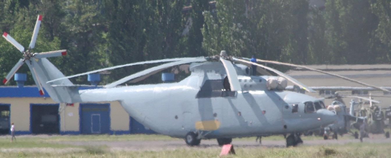Новые Ми-26Т2 и Ми-28НЭ для Алжира в Ростове