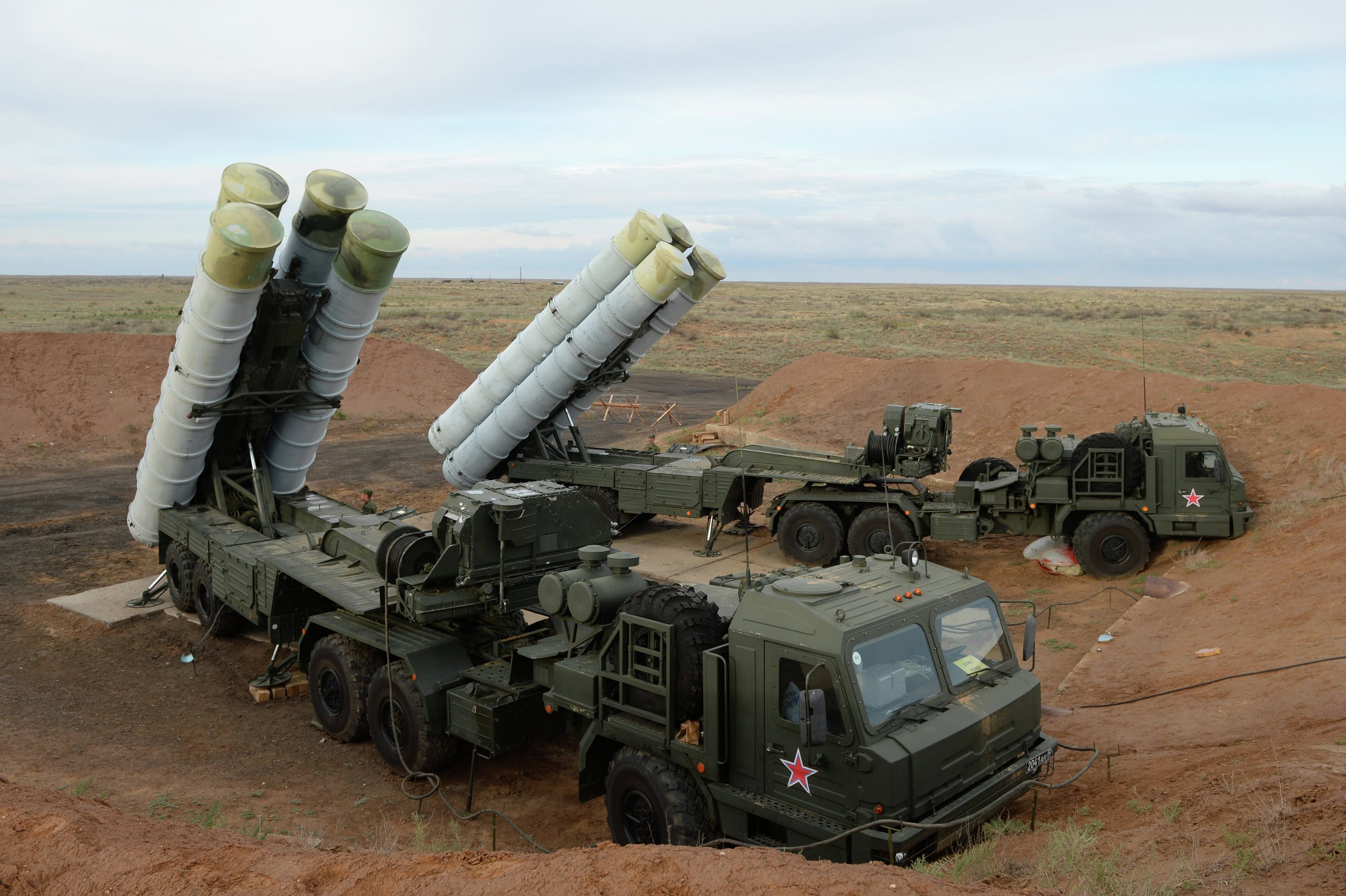 Зачем Россия продает Турции С-400?