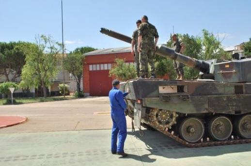 Чехам нужны «Леопарды»