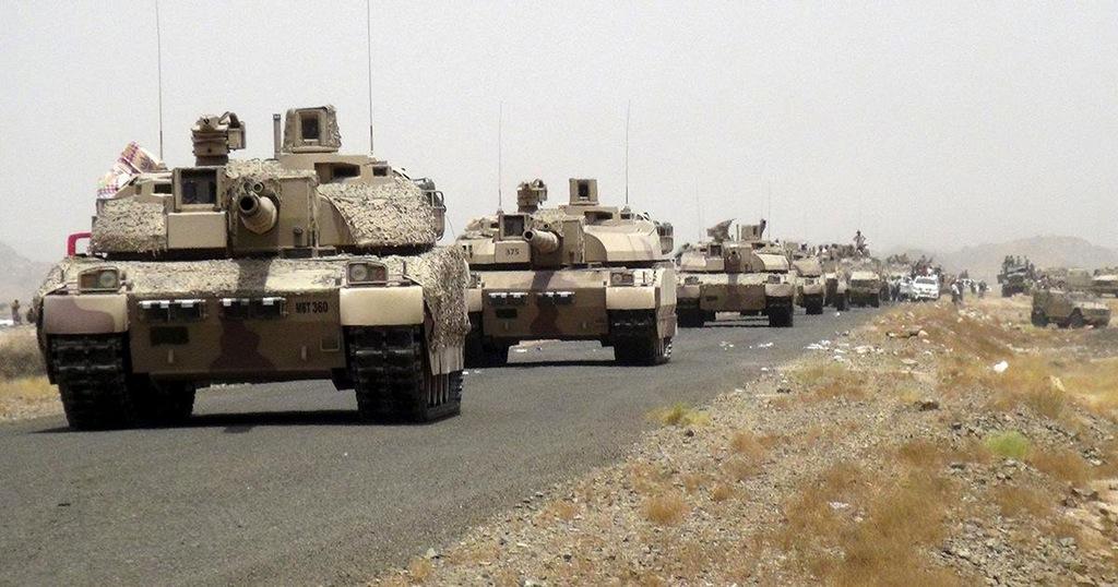 Новые подробности боевого применения эмиратских танков Leclerc в Йемене