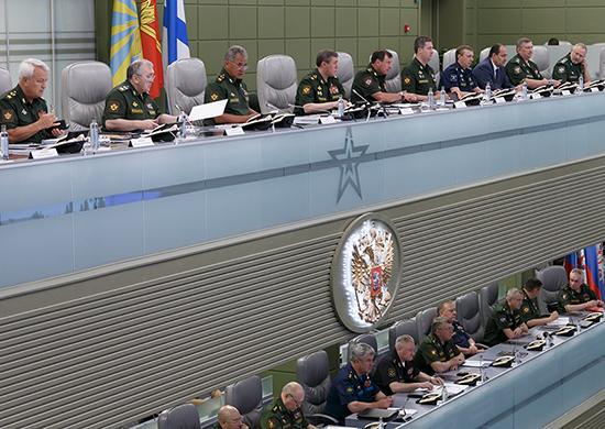 Очередной Единый день приёмки  военной продукции