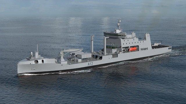 Новая Зеландия заказывает танкер в Южной Корее