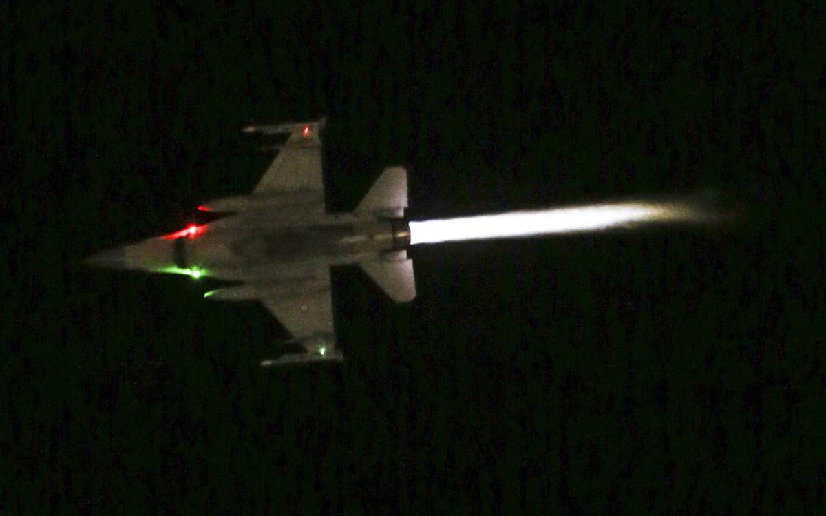 F-16-coup