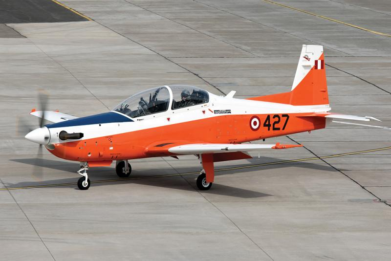 Сенегал приобретает южнокорейские самолеты КТ-1