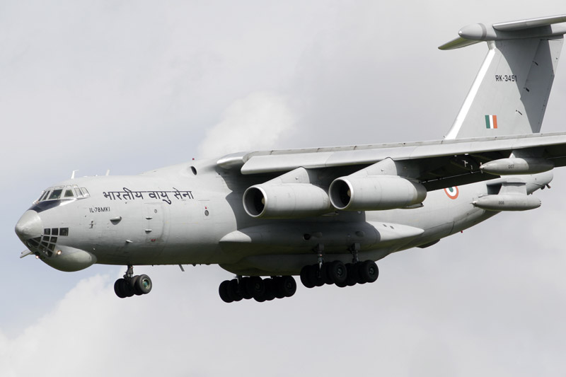 Индия отменила тендер на самолеты-заправщики