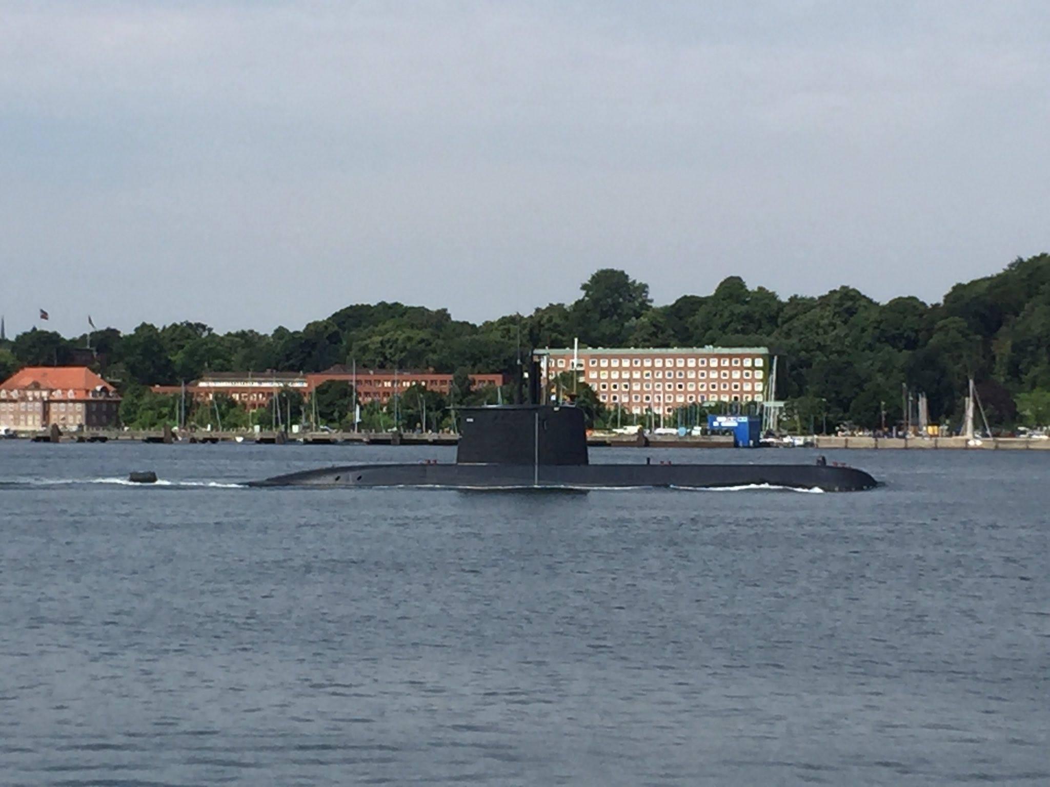 Египет создает свой подводный флот
