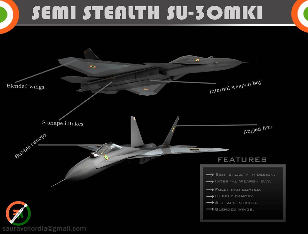Индия планирует заключить контракт на 8 млрд долл. на модернизацию 194 истребителей Су-30МКИ