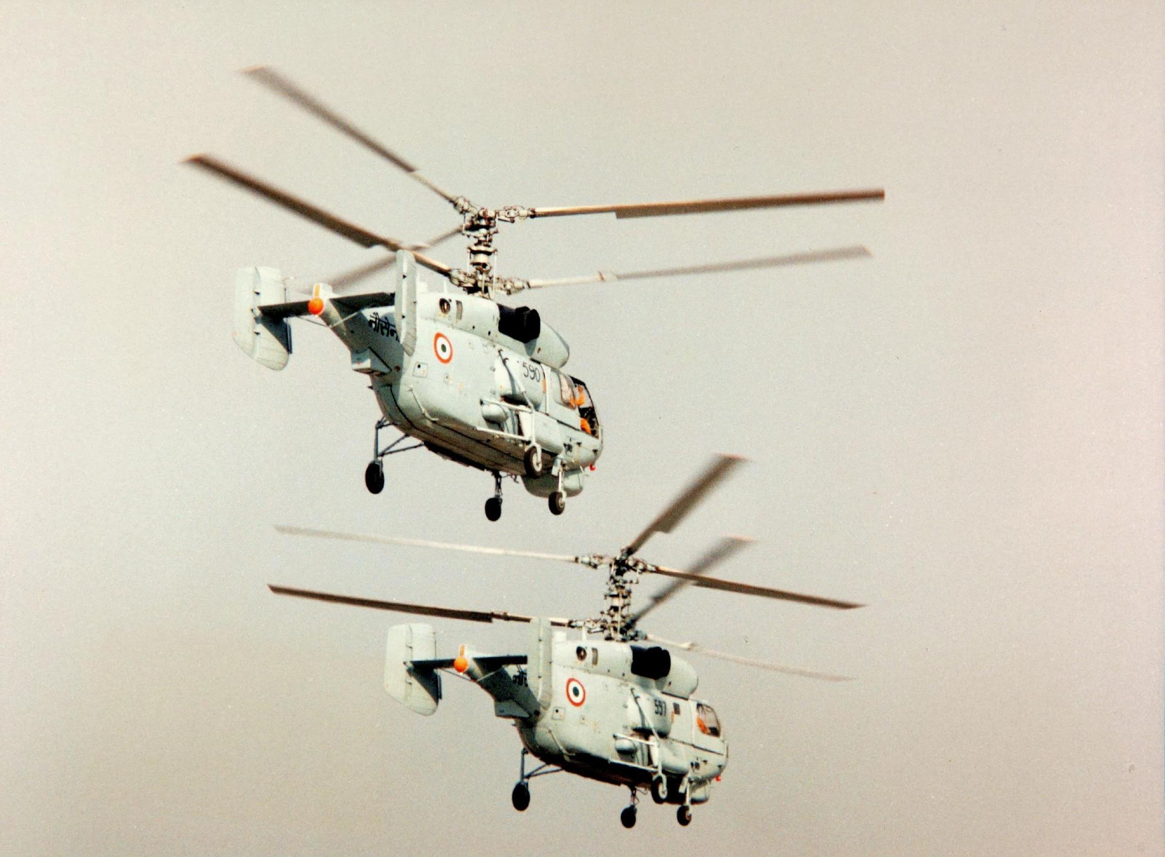 Контракт на модернизацию индийских вертолетов Ка-28