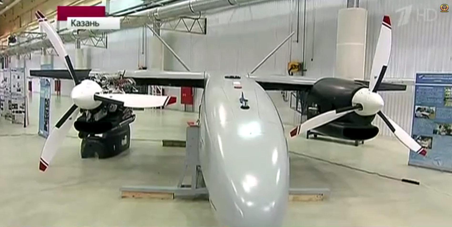 """Прототип беспилотного летательного аппарата """"Альтаир"""" возобновит испытания в 2017 году"""