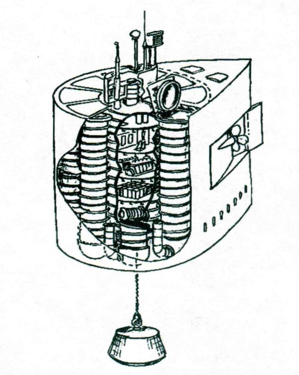 ПСП_проект 602_1964