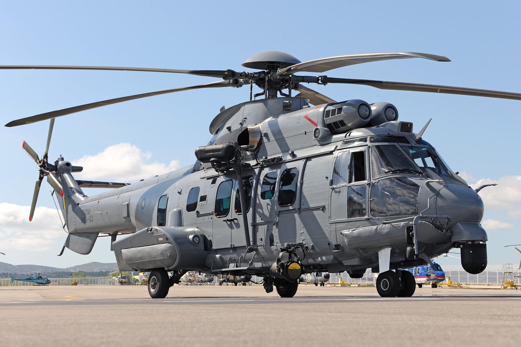 Кувейт подписал контракт на 30 вертолетов Airbus Helicopters Caracal