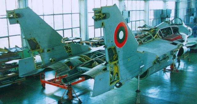 Болгария снова хочет ремонтировать истребители МиГ-29